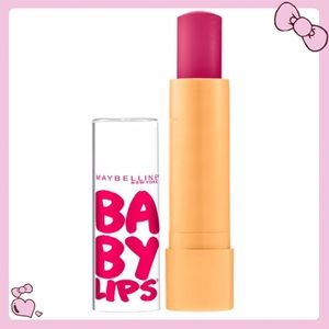 4/$20 - NWT Maybelline Baby Lips in Cherry Me